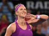 Азаренко выиграла первый титул за два года
