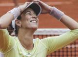 Мугуруса выиграла первый турнир «Большого шлема»