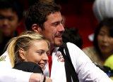 Мария Шарапова: «Было здорово посмотреть, с какой страстью играли Сафин и Санторо»
