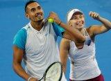 Гаврилова и Кирьос принесли Австралии победу в Кубке Хопмана