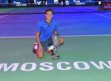 Корреньо-Буста выиграл «ВТБ Кубок Кремля», завоевав второй титул в сезоне