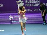 Дарья Касаткина: «С 12-ти лет начала играть бэкхенд в прыжке. Все русские так играют»