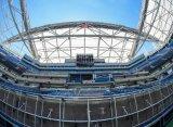 На US Open заработала самая большая выдвижная крыша
