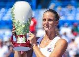 Каролина Плишкова: «Энджи, ты заслуживаешь быть первой. Ты выиграешь в следующий раз!»