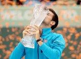 Новак Джокович обыграл в финале Кеи Нисикори и завоевал шестой титул в Майами