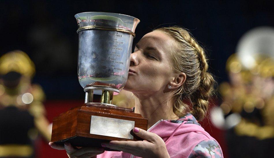 Светлана Кузнецова: «Выиграть титул в Москве – это то, чего я хотела»
