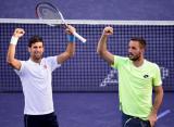 Джокович и Троицки обыграли первых ракеток мира в паре