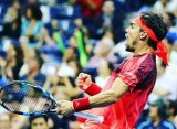 Фоньини выбил Надаля из US Open
