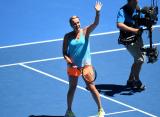 Павлюченкова впервые в карьере вышла в четвертьфинал Australian Open