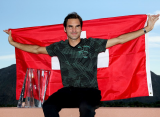 Федерер завоевал титул в Индиан-Уэллс, в 20-й раз обыграв Вавринку