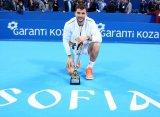 Димитров выиграл шестой титул в карьере в Софии
