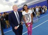 Вся президентская рать. Дональд Трамп и другие американские президенты, увлекающиеся теннисом