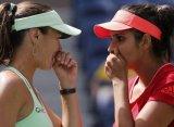 Хингис сыграет на US Open в паре с Вандевей, Мирза – со Стрыцовой
