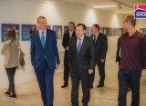 В Берлине открылась выставка, посвященная турниру в Санкт-Петербурге