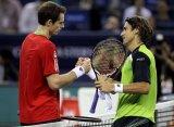 Маррей и Феррер составили первую полуфинальную пару