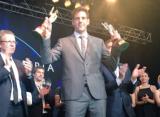 Дель Потро стал спортсменом года в Аргентине