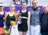 Завершился детский турнир «Junior Ladies Trophy»