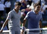 Джокович и Федерер продолжают идти навстречу друг другу