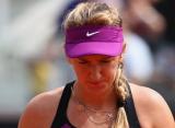 Азаренко потерпела второе поражение с начала года