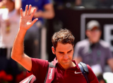 Федерер уступил Тиму на «Мастерсе» в Риме
