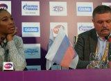 Винус Уильямс: «Было бы круто провести Итоговый турнир в Санкт-Петербурге»