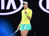 Мугуруса впервые вышла в четвертьфинал на Australian Open