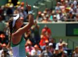 Азаренко стала третьей теннисисткой, победившей в Индиан-Уэллсе и Майами за один сезон