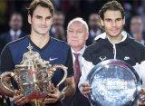 Федерер поднялся на вторую строчку ATP, Надаль — на шестую