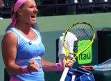 Светлана Кузнецова — первая финалистка супертурнира в Майами