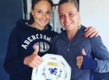 Ирина Хромачёва стала чемпионкой турнира ITF во Франции