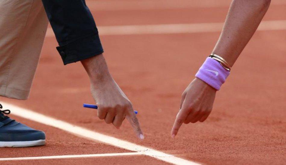 История теннисного судейства: как система Hawk-Eye изменила игру