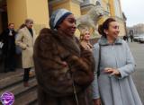 Винус Уильямс в Санкт-Петербурге: как это было