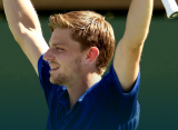 Гоффен впервые в карьере оказался в полуфинале «Мастерса»