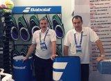 Стрингеры Babolat готовы приступить к работе на St. Petersburg Open