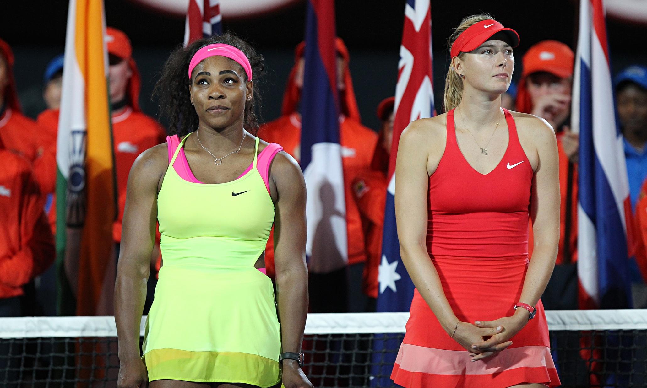 Day 13 of the 2015 Australian Open, Women's Final