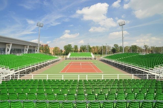 Корты в Казани Теннисная Академия