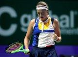 Остапенко разгромила Плишкову, но осталась за бортом полуфинала Итогового турнира WTA