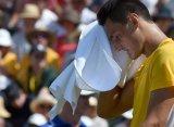 «Ни фига он не болен». Томич обвинил Кирьоса, в том что Австралия вылетела из Кубка Дэвиса