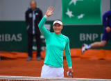 Стосур вышла в полуфинал туринира «Большого шлема» впервые с 2012 года