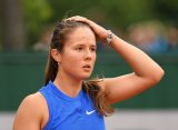 Касаткина снялась с травяного турнира в Бирмингеме