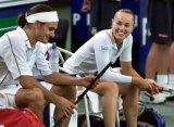 Федерер сыграет на Олимпиаде в паре с Хингис, Вавринка – с Бачински