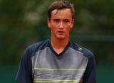 Даниил Медведев впервые выиграл первый круг на турнире ATP