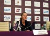 """Кристина Младенович: """"Квитова была великолепна. У меня не было никаких шансов"""""""