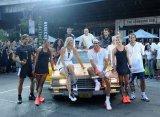 Главная теннисная вечеринка Нью-Йорка