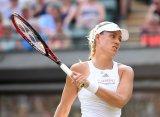 Кербер проиграла Мугурусе и потеряет первую строчку рейтинга WTA