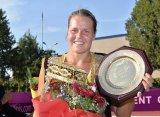 Итальянка Карин Кнапп объявила о завершении карьеры