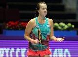 Анастасия Павлюченкова не смогла пробиться в полуфинал St. Petersburg Ladies Trophy