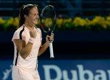 Касаткина одолела Веснину и сыграет с Мугурусой в полуфинале турнира в Дубае