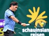 Галле (ATP). Федерер отдал Сугите четыре гейма, Хачанов и Южный вышли во второй круг