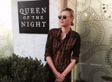 "Мария Шарапова посетила шоу ""Королева ночи"""